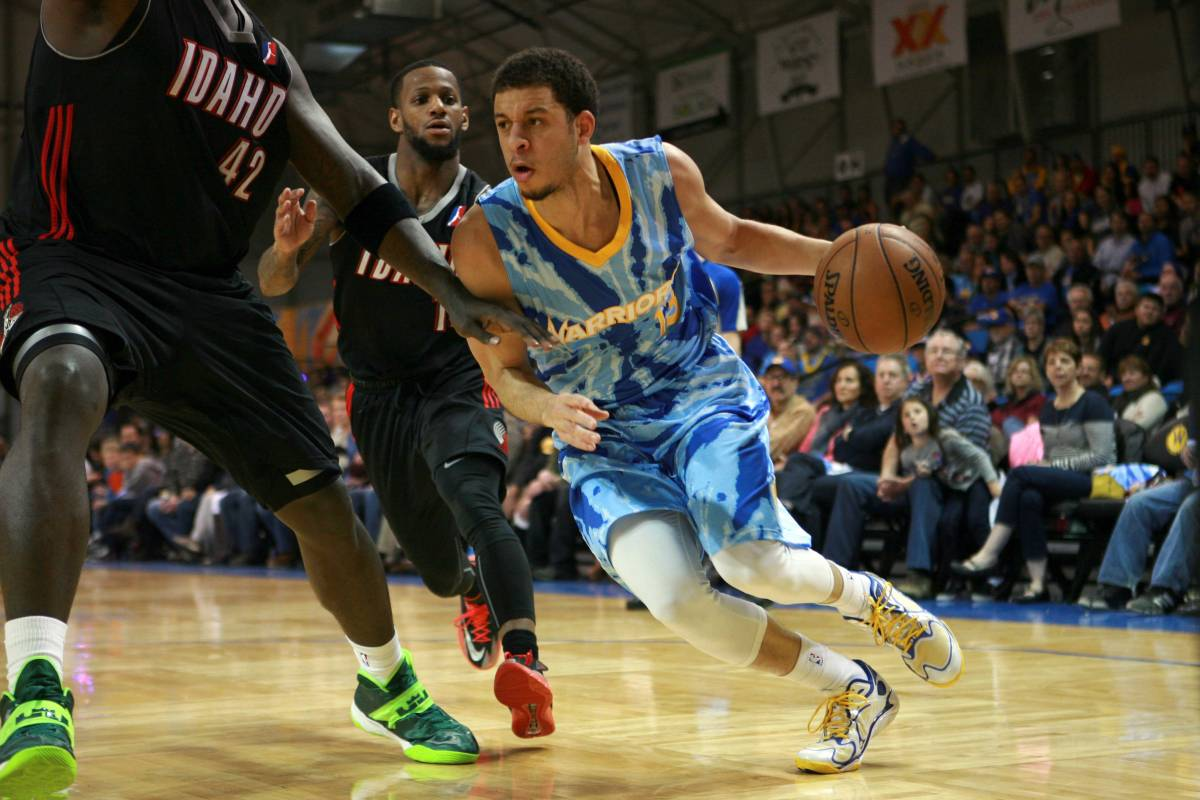 Perseverance and the Grind, Seth Curry