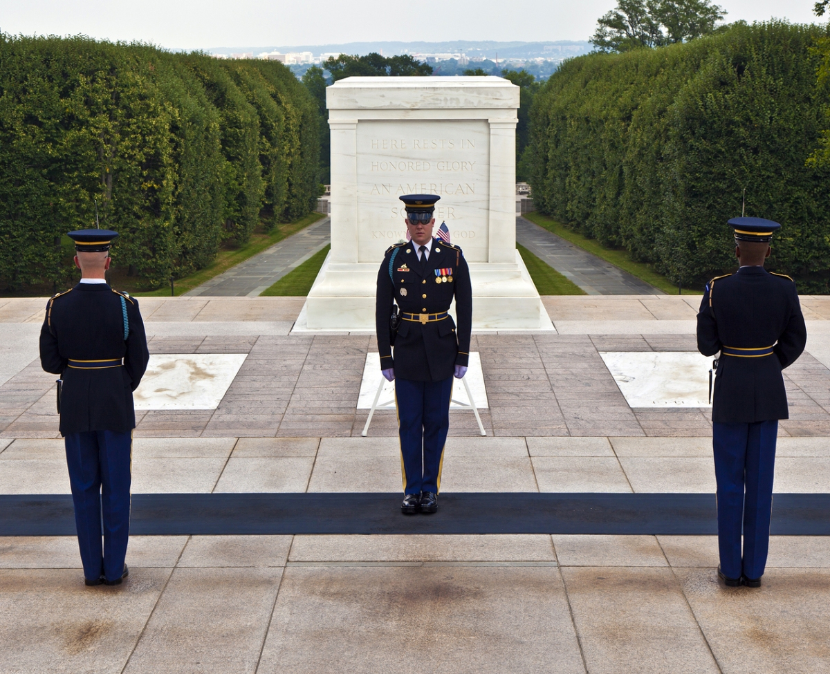 "Perfection, Preparation, and Discipline - The Old Guard ""Tomb of the Unknown Soldier"""