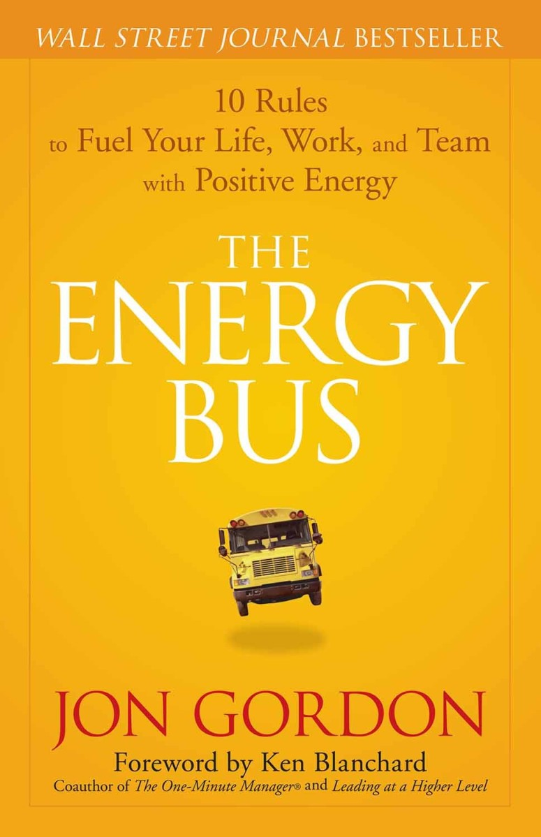 Recommended Reading: Energy Busy (Notes/Thoughts)