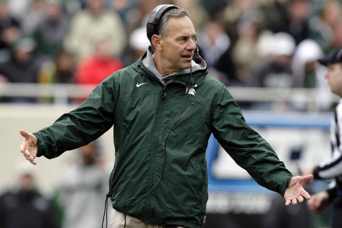 Core Values - Mark Dantonio, Michigan State Football