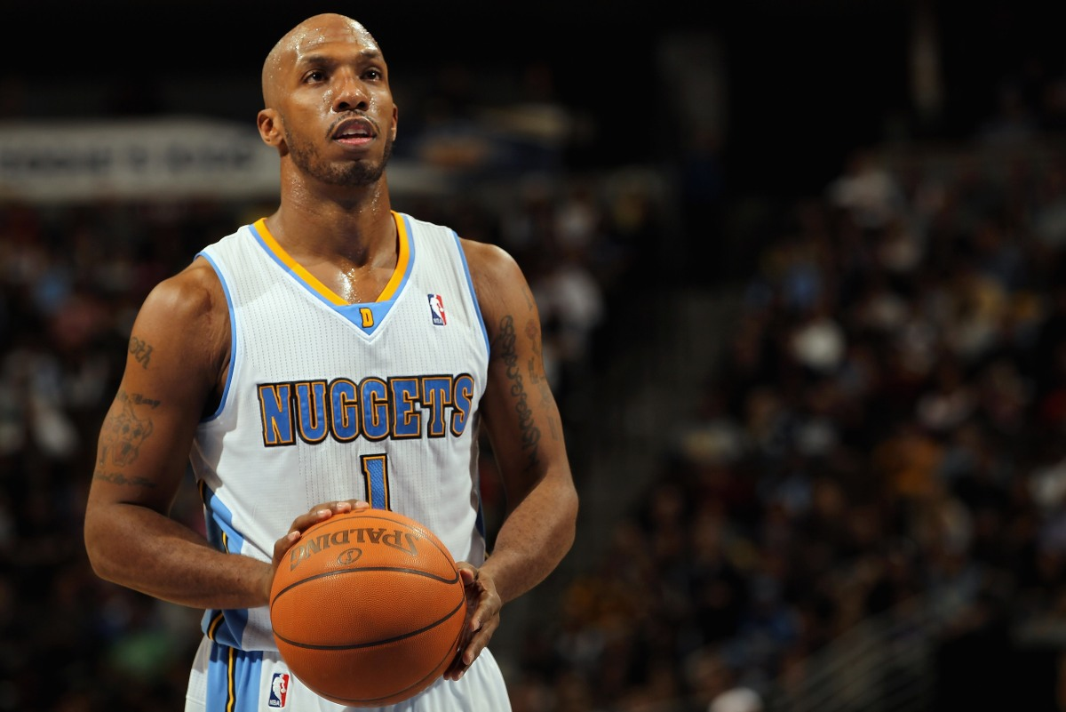 Player Resource: Humility - Chauncey Billups