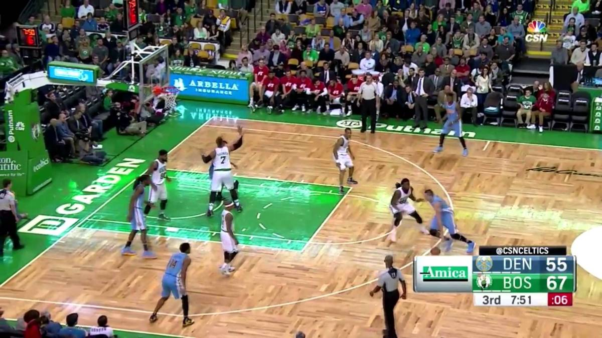 Coach Resource: Defense - Boston Celtics