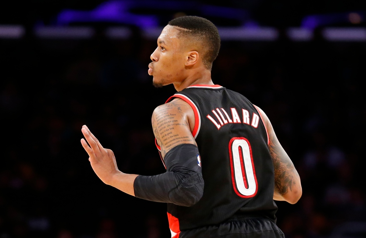 Player Resource: Damian Lillard - Humility & Competitiveness