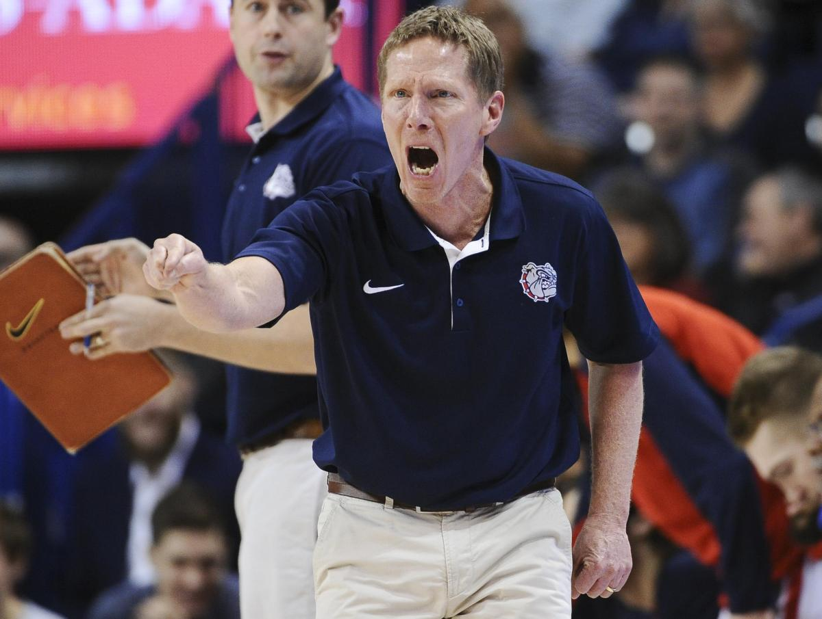 Recruiting - Mark Few, Gonzaga Men's Basketball