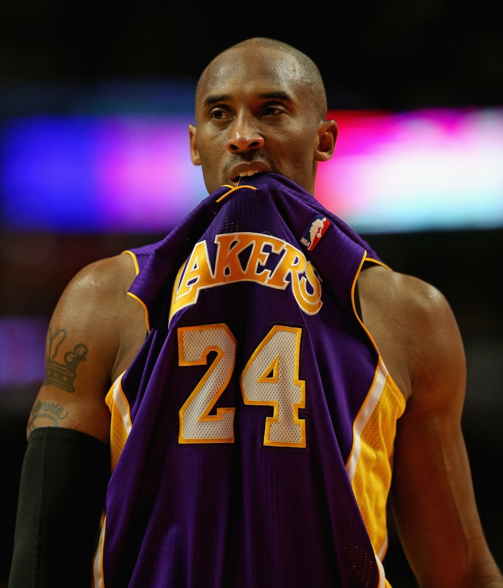 Kobe Bryant's Game Day Preparation