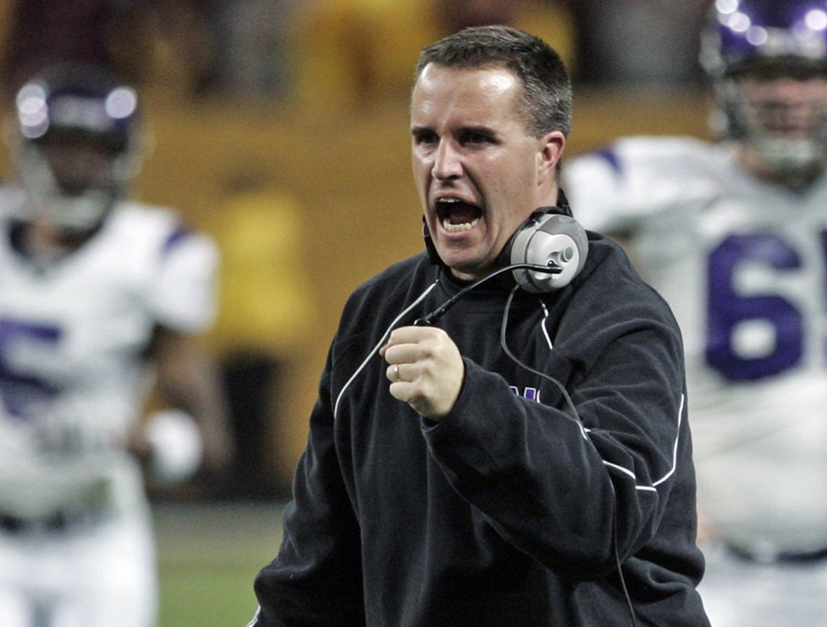 Evaluating Parents - Pat Fitzgerald (Northwestern Football Head Coach)