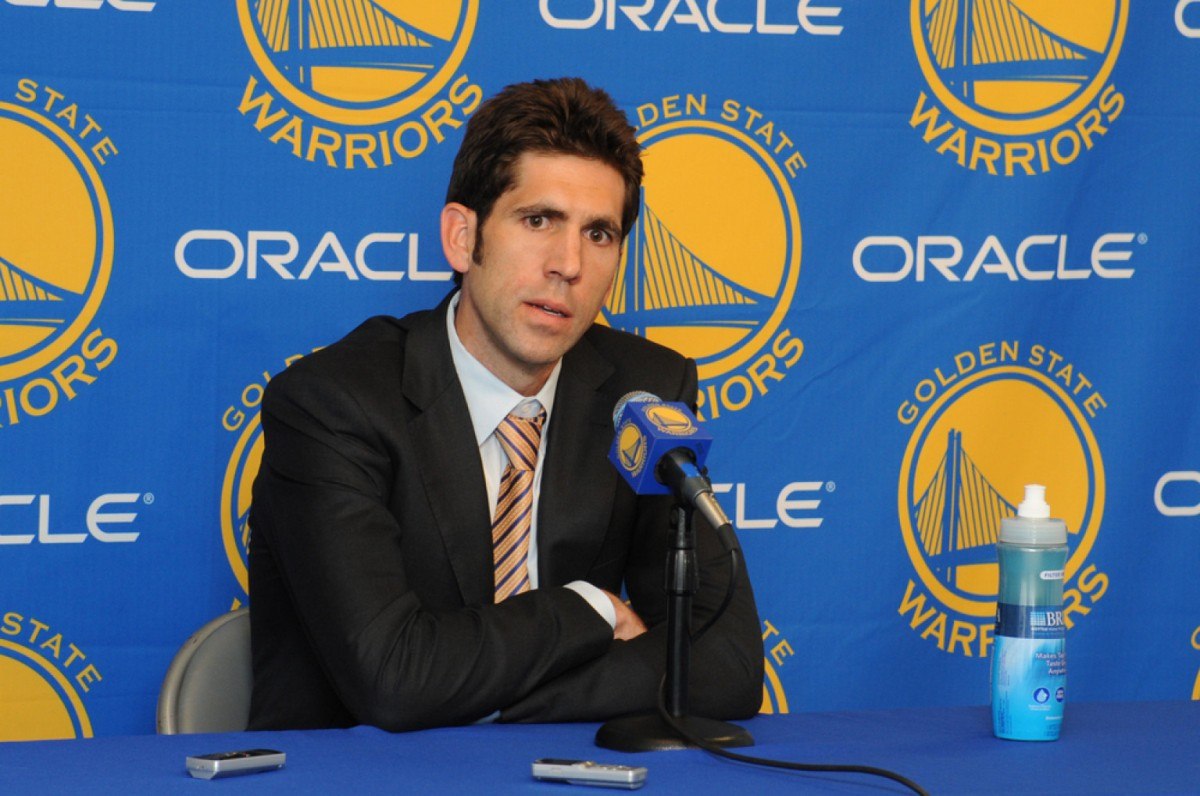 Bob Myers, Warriors GM - The Architect Behind The Warriors