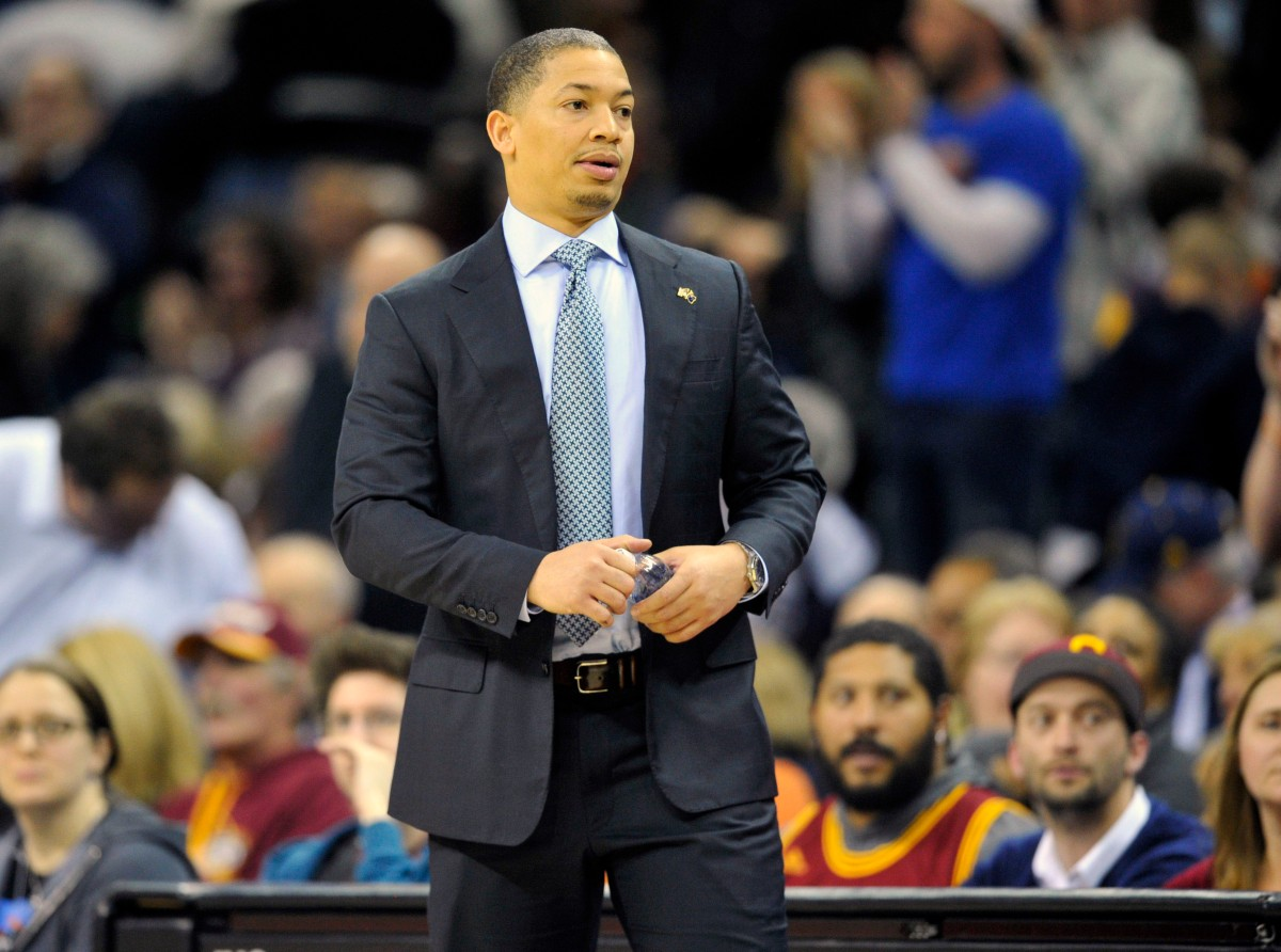 From Player to Coach - Tyronn Lue