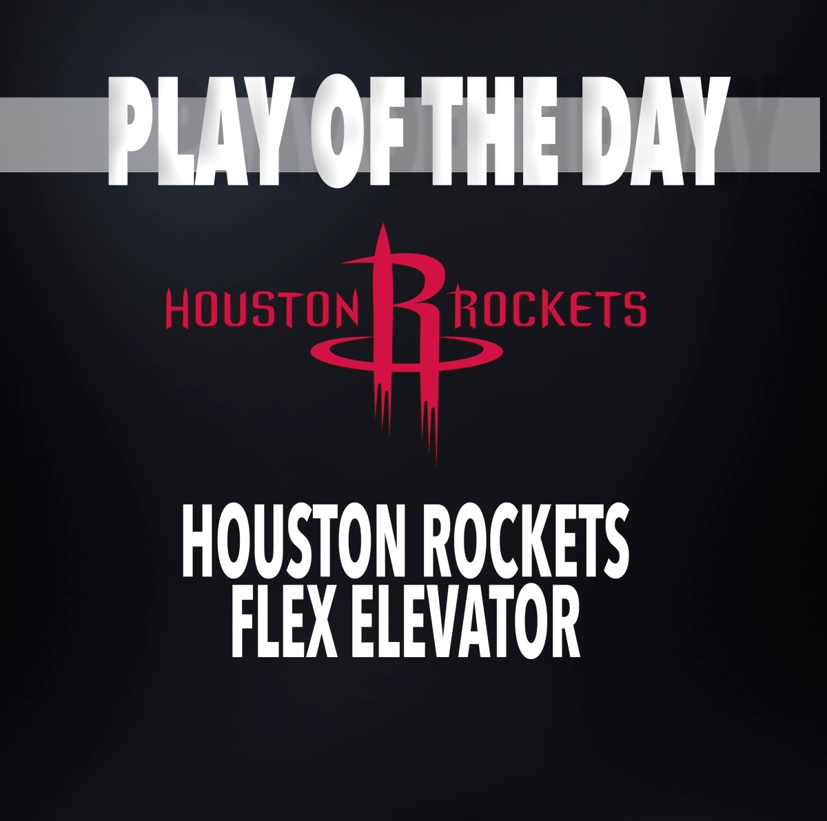 Houston Rockets | Man Offense - Horns - Flex - Elevator
