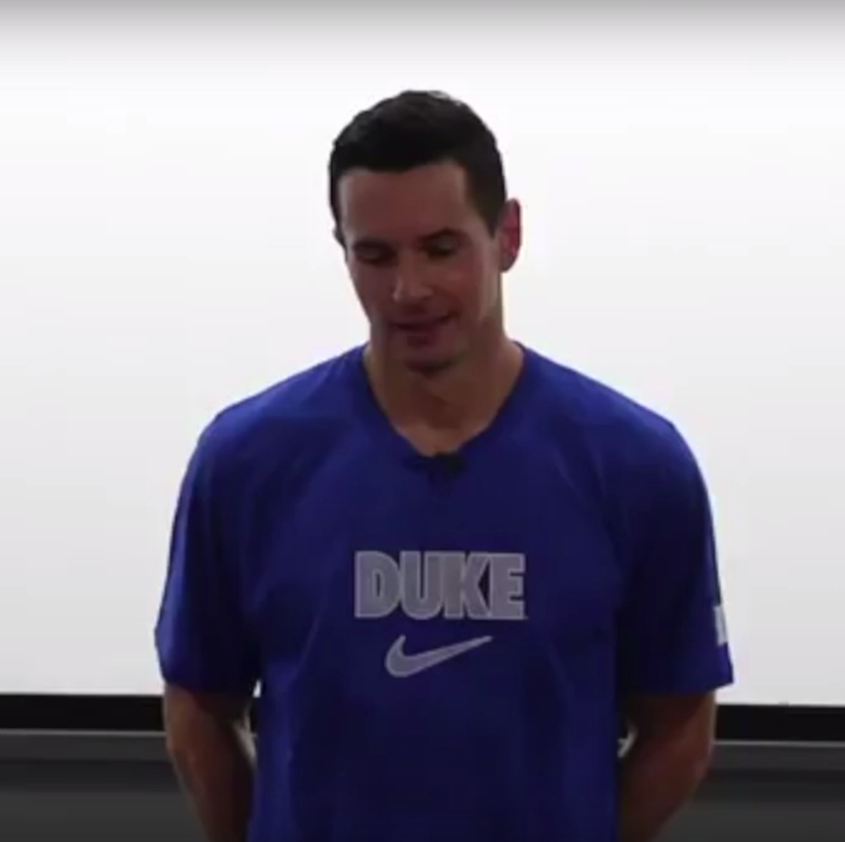 "JJ Redick ""Always Becoming"" Philosophy"