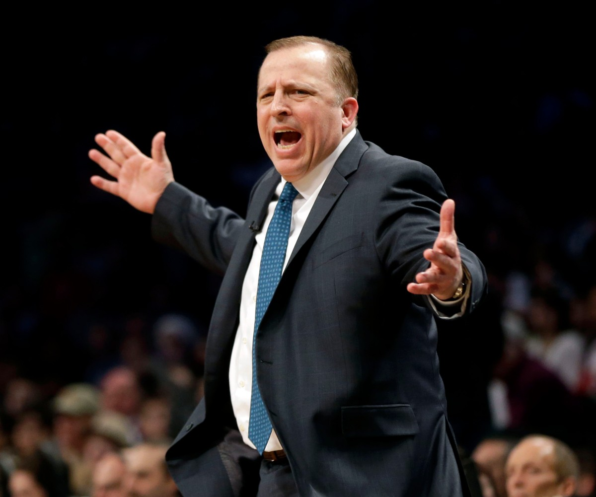 Q&A with Tom Thibodeau