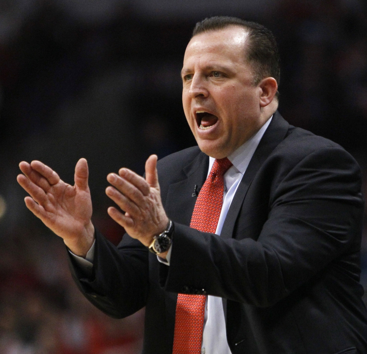 Coaching Style: Tom Thibodeau