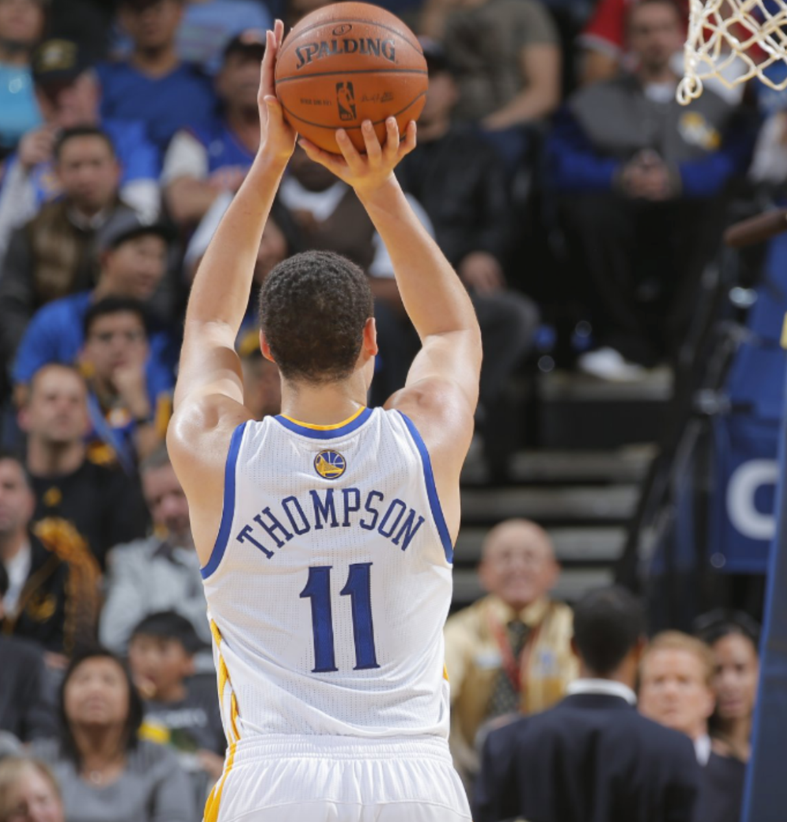 Shooting 101 - Klay Thompson