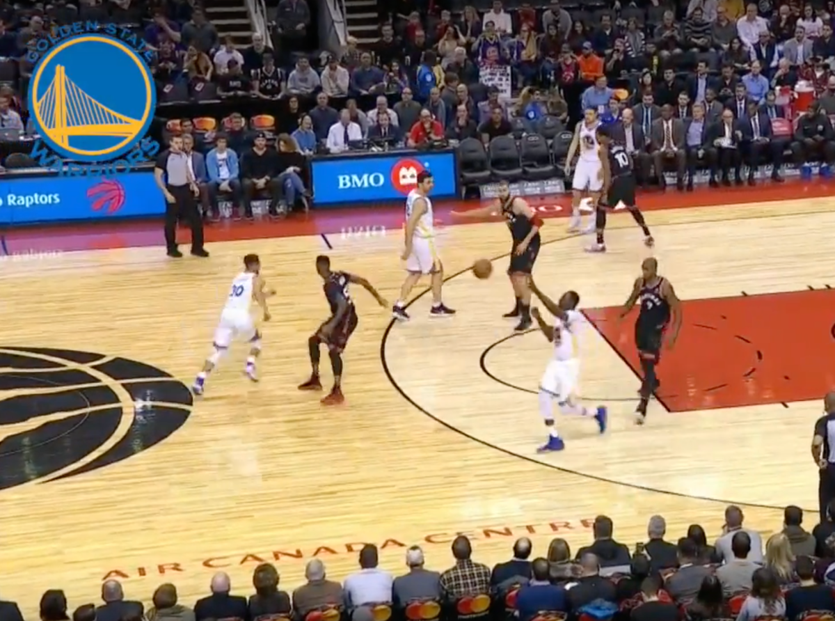Golden State Warriors | Man Offense - Hand Back - Pinch - Double Away - Back Door